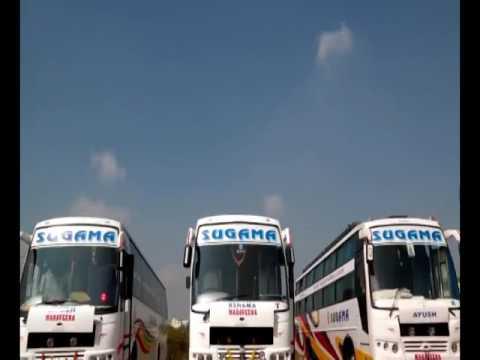 Seabird Volvo B9R Buss
