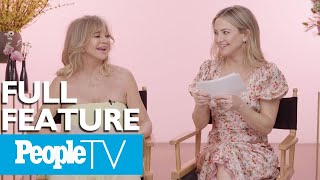 Famous Movie Lines With Goldie Hawn & Kate Hudson | The Beautiful Issue 2020 | PeopleTV