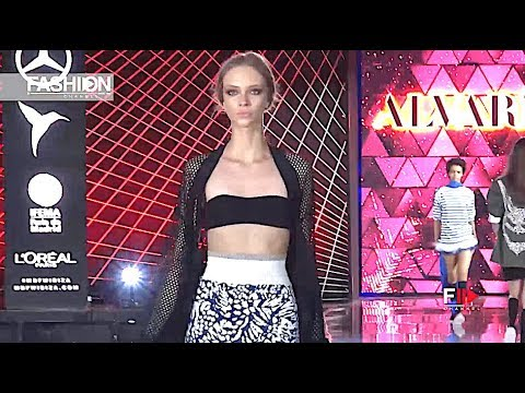 ALVARNO Highlights MBFW 2019 Ibiza - Fashion Channel