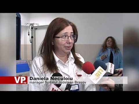 Angiograf nou, la Brașov