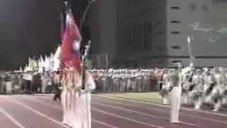 陸軍高中鼓號樂隊(舊鼓)-三重表演