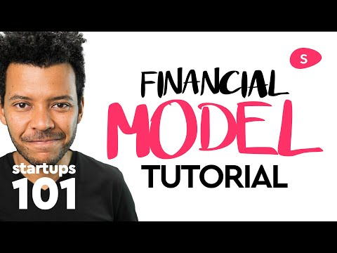 Excel Financial Modeling Tutorial (+ free download) - YouTube