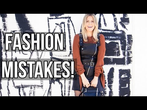 Fashion Mistakes that are OK!!!!