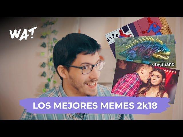 Los 19 mejores memes del 2018 ordenados de peor a mejor