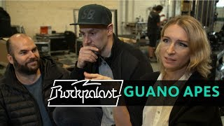 Guano Apes   BACKSTAGE   Rockpalast   2017