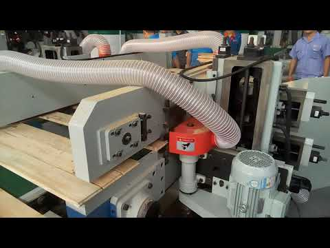 SRP-1000B Wide Belt Sander Machine