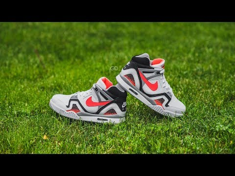 "Nike Air Tech Challenge II QS ""Hot Lava"": Review & On-Feet"