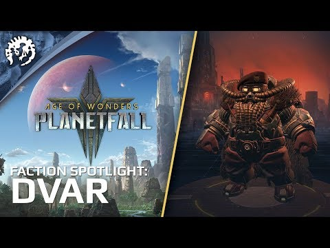 Age of Wonders: Planetfall - Gameplay Faction Spotlight: Dvar thumbnail