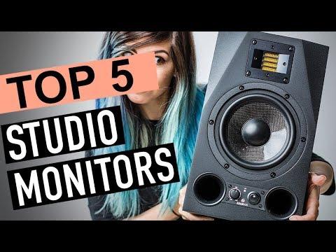 BEST 5: Studio Monitors 2019