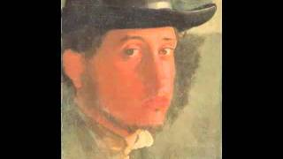 Self Portrait 1857 (Degas)