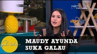 Maudy Ayunda Bikin Kaget Sarah Sechan Datang Sebagai Fans