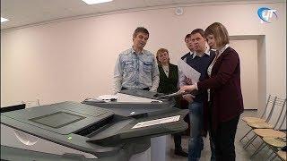 Новгородские участки для голосования будут оборудованы КОИБами