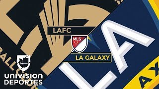 Los Angeles FC 2-2 LA Galaxy - RESUMEN Y GOLES - MLS Regular Season Highlights