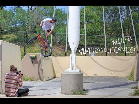 VOLUME BMX: Boyd Hilder's Welcome Video