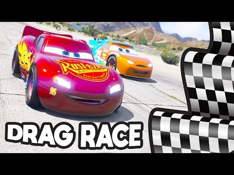 CARS 3 DRAG RACE CHAMPIONSHIP (Cars 3 Lightning Mcqueen)