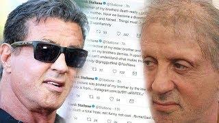 Sylvester Stallone Dikabarkan Wafat karena Penyakit yang Dirahasiakan, Unggah Video Ini Setelahnya