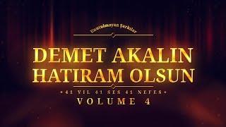 Demet Akalın - Hatıram Olsun - (Official Audio)