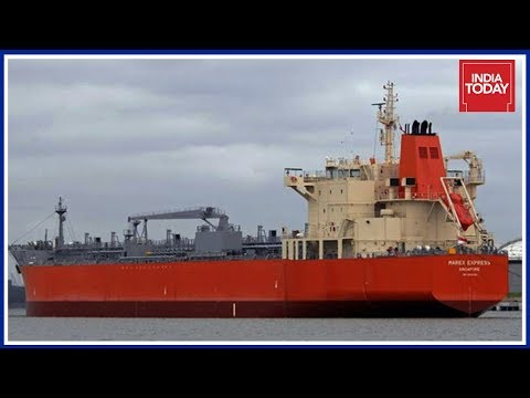 Merchant Ship With 22 Indians Missing   Top 10 Headlines