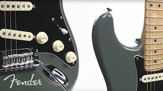 Fender American Professional Telecaster Deluxe RW - SNG Video