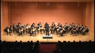 "Masquerade ""Waltz"" (2012) - Fall in Guitar Ensemble"