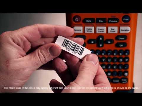 Brother PT-E300VP Advanced Industrial Handheld Labeller