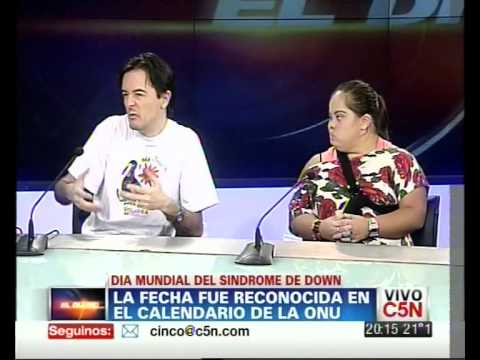 Watch video Síndrome de Down en C5N (II)