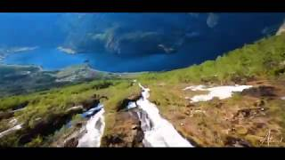 Norway/ Stryn/ Dji FPV/ Strynsvatn camping/ LONG RANGE 3 KM....... TO BE CONTINUED..