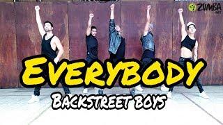 Everybody   Backstreet Boys Zumba ChoreographyCarlos Safary
