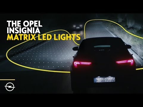 ПРЕДНИ СВЕТЛА INTELLILUX LED® MATRIX.
