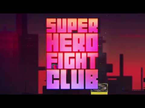 Super Hero Fight Club video