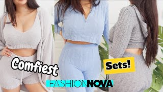 THE BEST FashionNova Sets EVER!! | Try On Haul