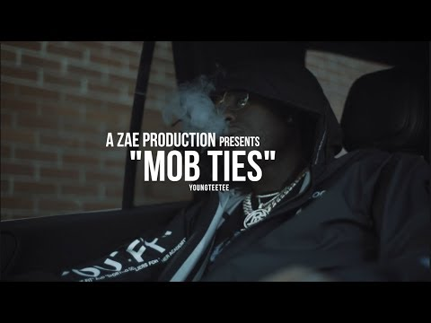Young TeeTee - Mob Ties (Official Music Video) Shot By @AZaeProduction