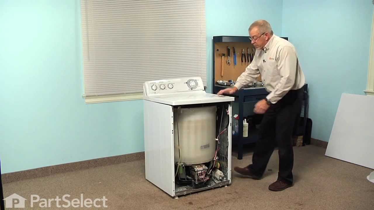Replacing your General Electric Washer Tub Seal