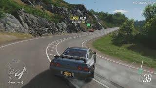 Forza Horizon 4 - Exploring Map Part 2 (Summer Season)