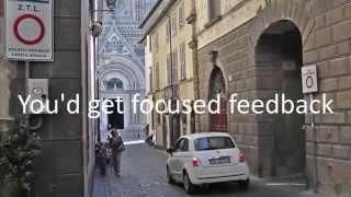 PageCraft Writing in Orvieto 2016