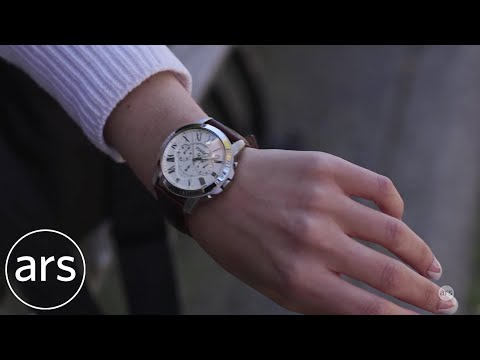 Ars talks about Fossil's line of Q wearables