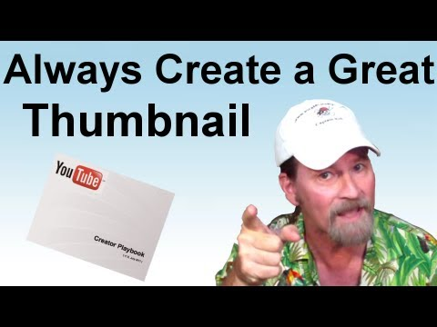 Design And Create A Custom Thumbnail See The Creator Playbook - Pirate Lifestyle TV ™ Quickie 060 Mp3
