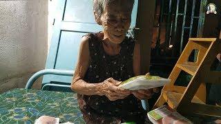 Ước mơ ăn thịt kho của cụ bà 82 tuổi sống neo đơn thành hiện thực