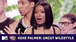Vic Mensa & Keke Palmer Team Up Against Nick | Wildstyle: Unseen & Uncensored | Wild 'N Out