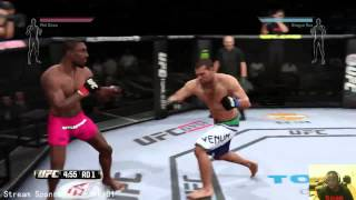 UFC - Anthony Pettis vs Georges St-Pierre - UFC Rivalry Fights | UFC Fights 2014