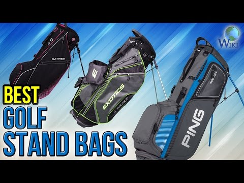 10 Best Golf Stand Bags 2017