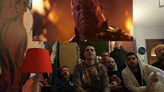 Avengers: Infinity War Trailer Reaction Feat. Comedylab