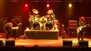Zebra Dedicated LA LA Song to Melody live at Patchougue Theater 11-25-11