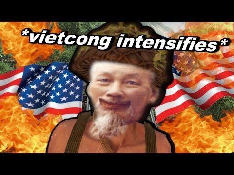 Why America LOST The Vietnam War - Rising Storm 2 Memes