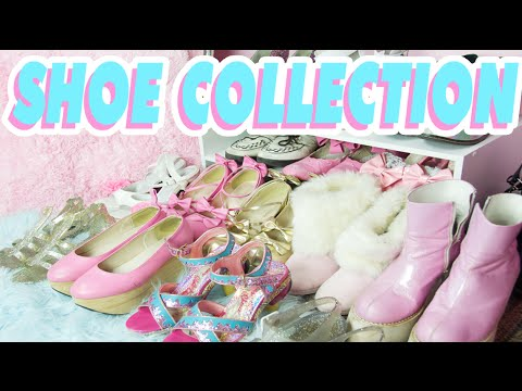 ♡ MY SUPER CUTE SHOE COLLECTION ♡