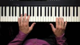 Pop Ballad Accompaniment Styles For Piano and Keyboard