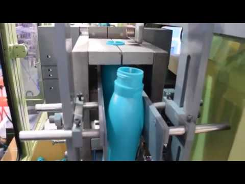 In Mould Labeling Machine For Ferromagnetic Machine Robot