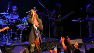 Get Ya Money - August Alsina - Live at The Howard Theatre