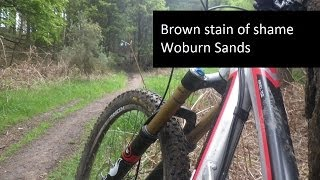 preview picture of video 'Woburn Sands - Brown stain of shame'