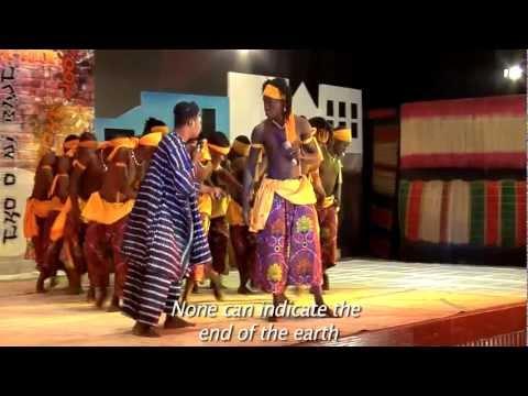 Segun Adefila & Crew - Tunde Kelani's Arugba Musical, Mi oni Choice